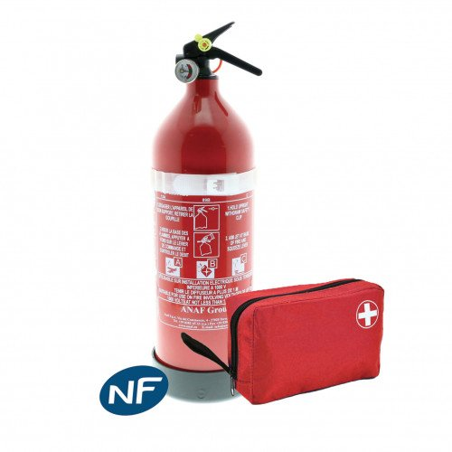 Pack de secours Garagiste