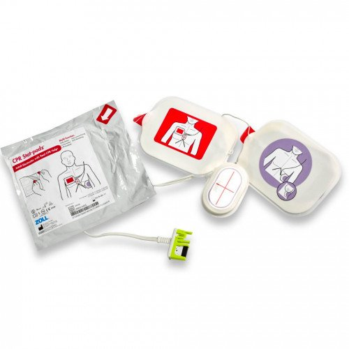 Electrode CPR STAT PADZ Adulte
