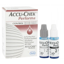 Solution de controle accu-chek performa