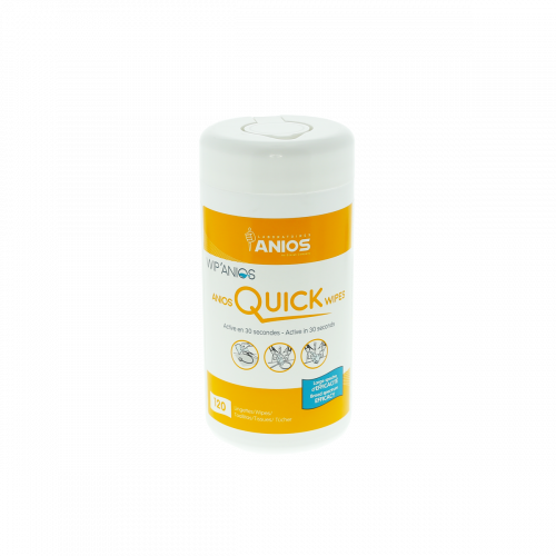 Lingettes Quick Wipes ANIOS