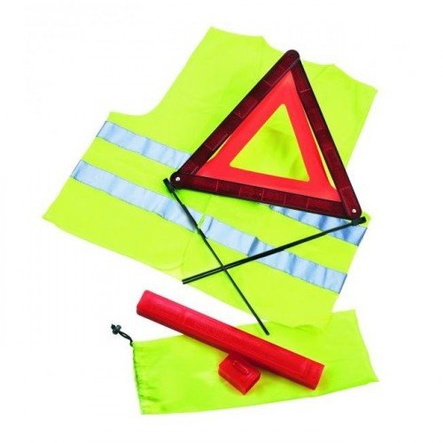 Pack gilet + triangle de signalisation