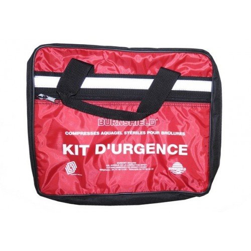 Sac de secours Burnshield Vide