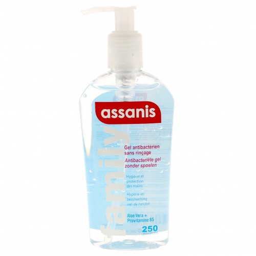 Gel hydroalcoolique Assanis Family