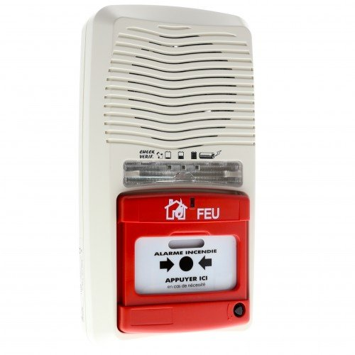 Alarme de Type 4 Flash Radio