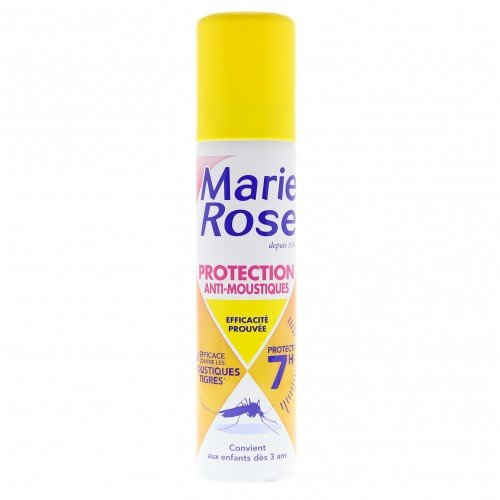 Spray Moustique protection optimale 8h MARIE ROSE