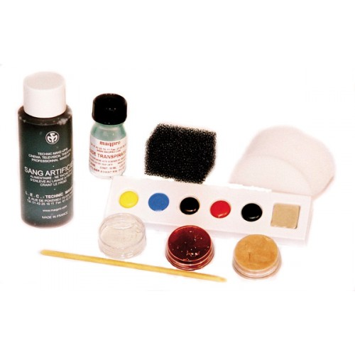 Kit maquillage à usage unique