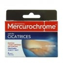 Patchs cicatrices Mercurochrome