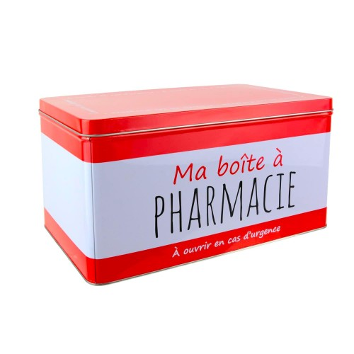 Boite à pharmacie Football