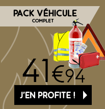Pack véhicule complet